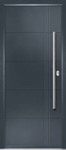 Door and Frame - Anthracite Grey