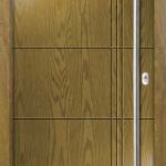 Door and Frame Colour - Irish Oak