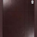 Door and Frame Colour - Rosewood