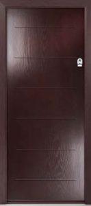 Door and Frame - Rosewood